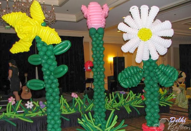Delhi Balloon 981-8822-312 : Balloon decorators in Delhi