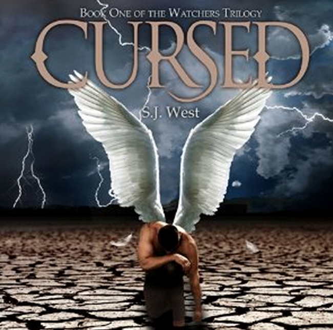 Book Review: Cursed (The Watchers Trilogy) by S.J. West
