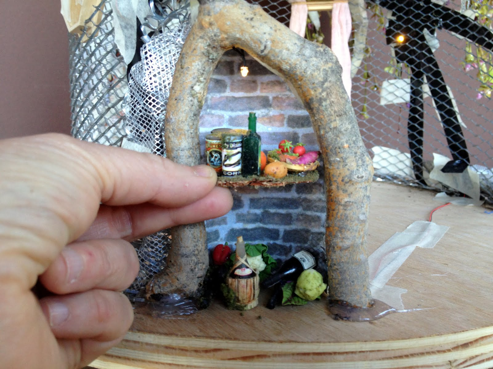 how to make fairy houses books