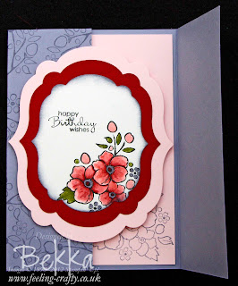 Bordering on Romance from Stampin' Up!