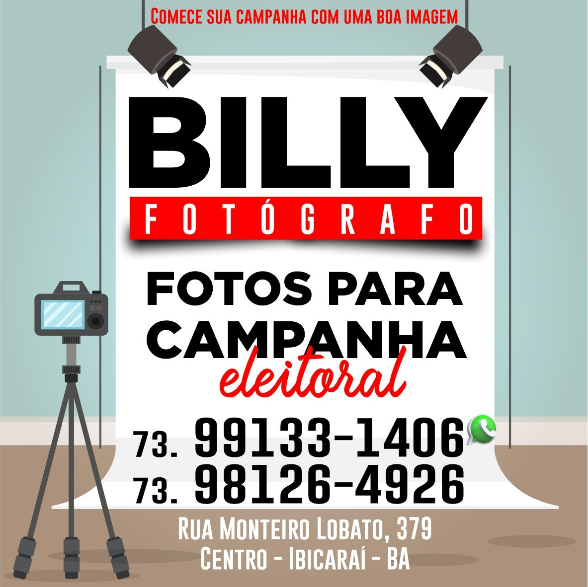 BILLY FOTOGRAFO