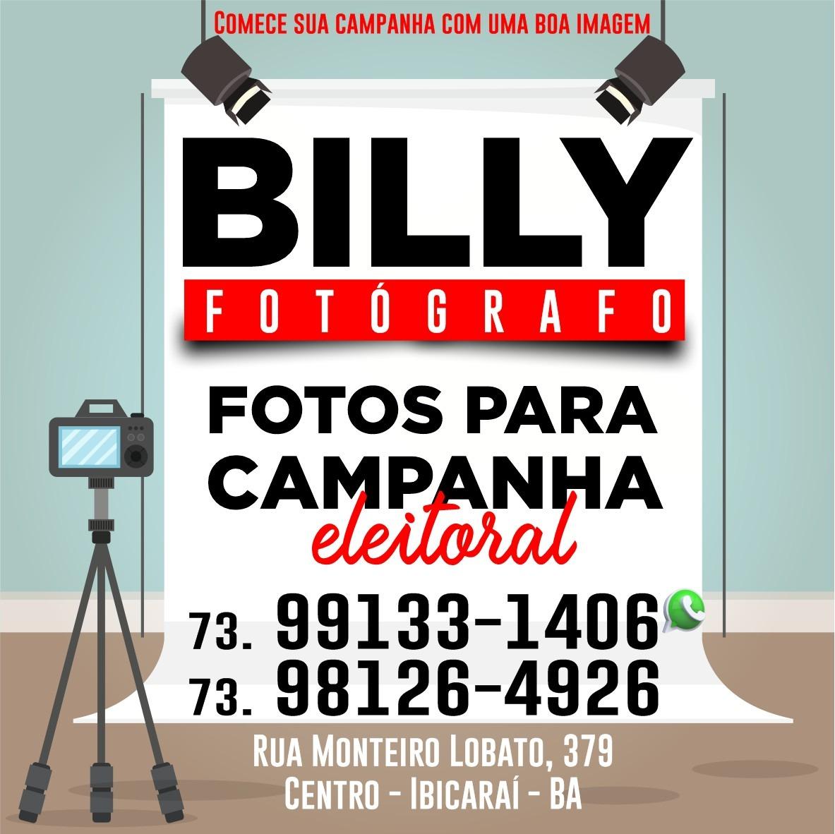 BILLY FOTOGRAFO