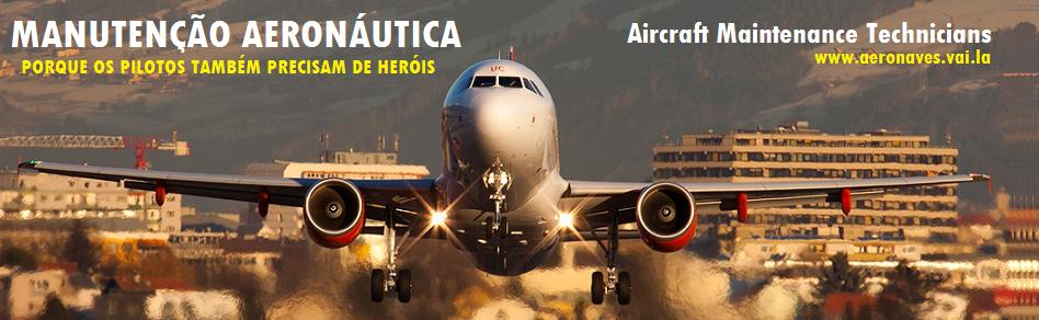 Aeronaves & Manutenção