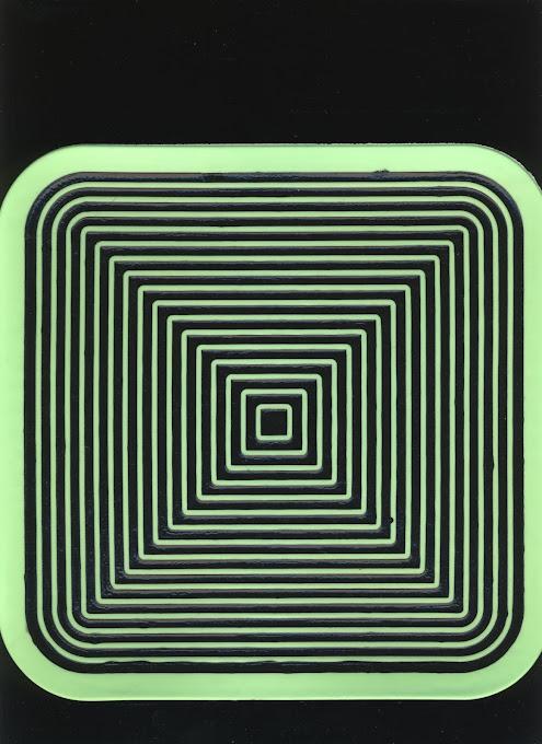 dessous de plat stella vert anthony bodin