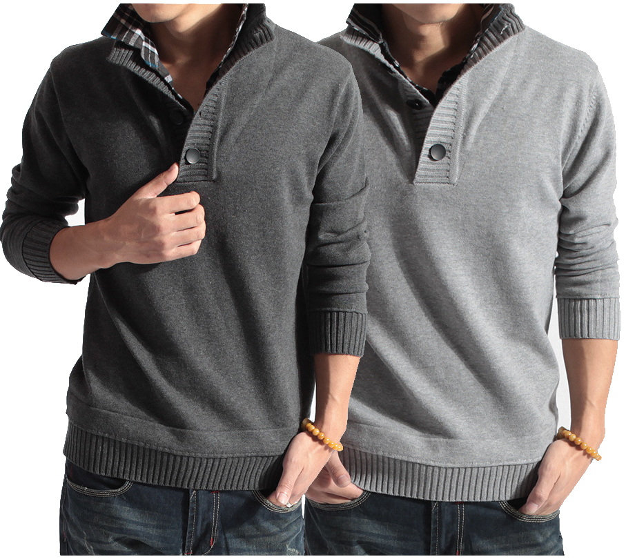 A sweater is a common and casual wear for men in winters, because it is  effortless and easy to wear. Winters can also bring a lot of cold and cough  to your