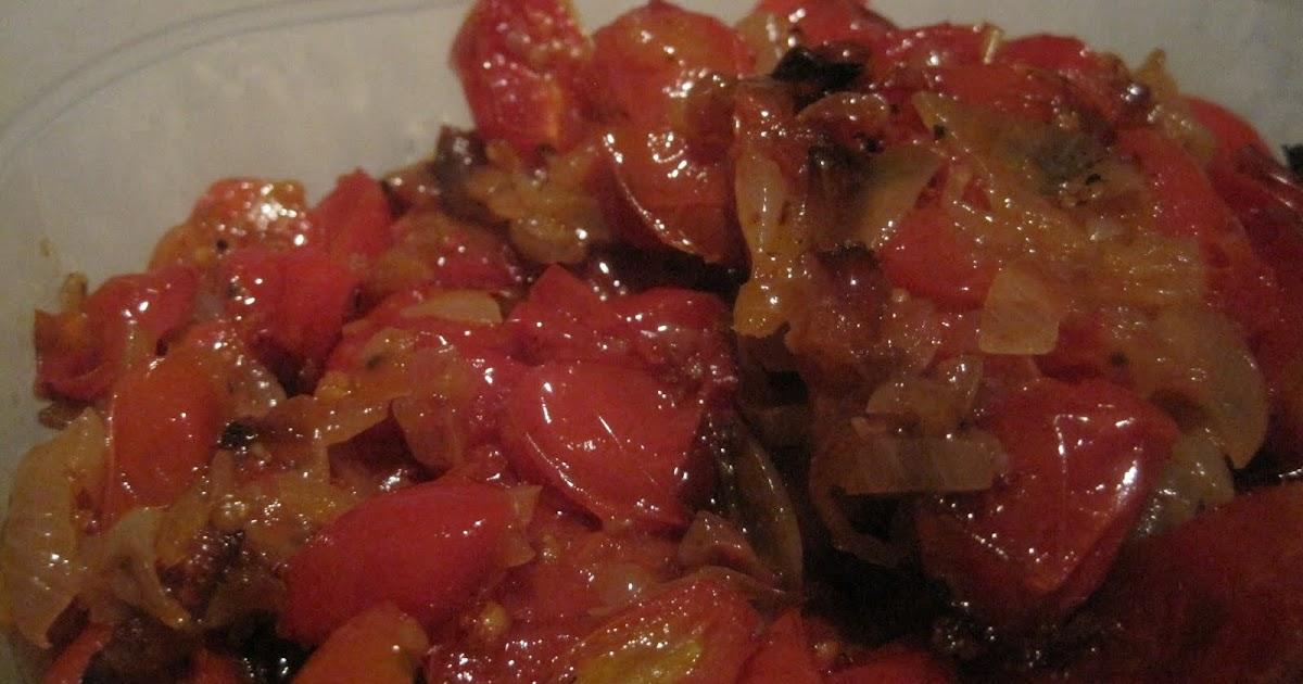 Making Michael Pollan Proud: Roasted Tomato Confit