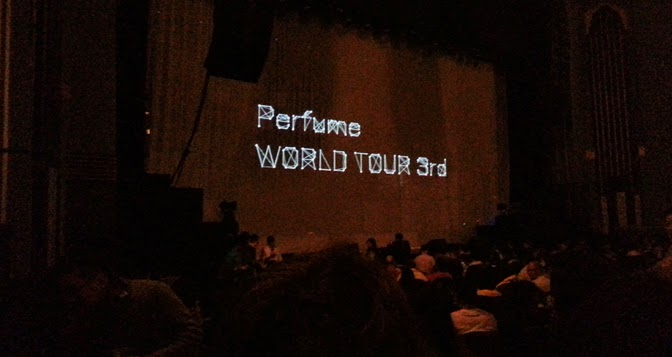 Perfume - World tour 3rd | Random J Pop