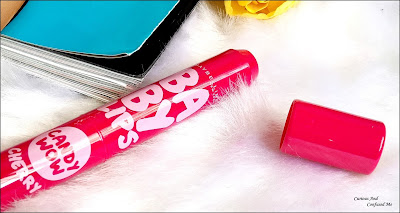 Maybelline Baby Lips Candywow Cherry review
