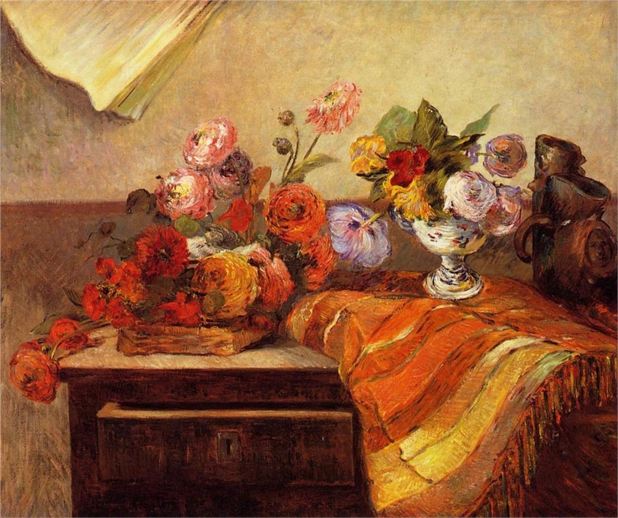 Paul Gauguin PostImpressionist