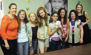 Girl Scout Troop #5455
