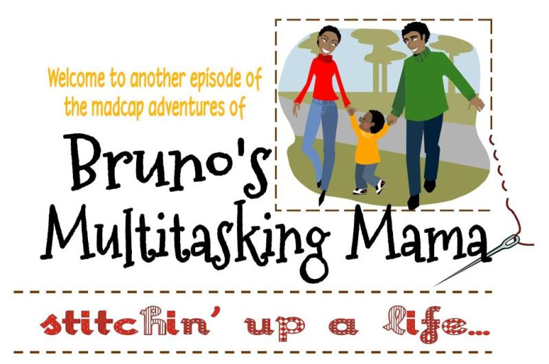 Bruno's Multitasking Mama
