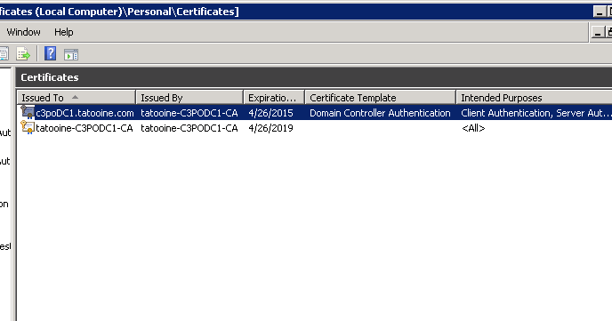 Think big with powershell validate domain controller think big with powershell validate domain controller certificates ad pronofoot35fo Choice Image