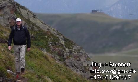 Jürgen Brennert - Wanderleiter After Work Walk Hamburg
