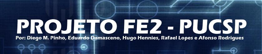 Projeto FE-2 PucSp