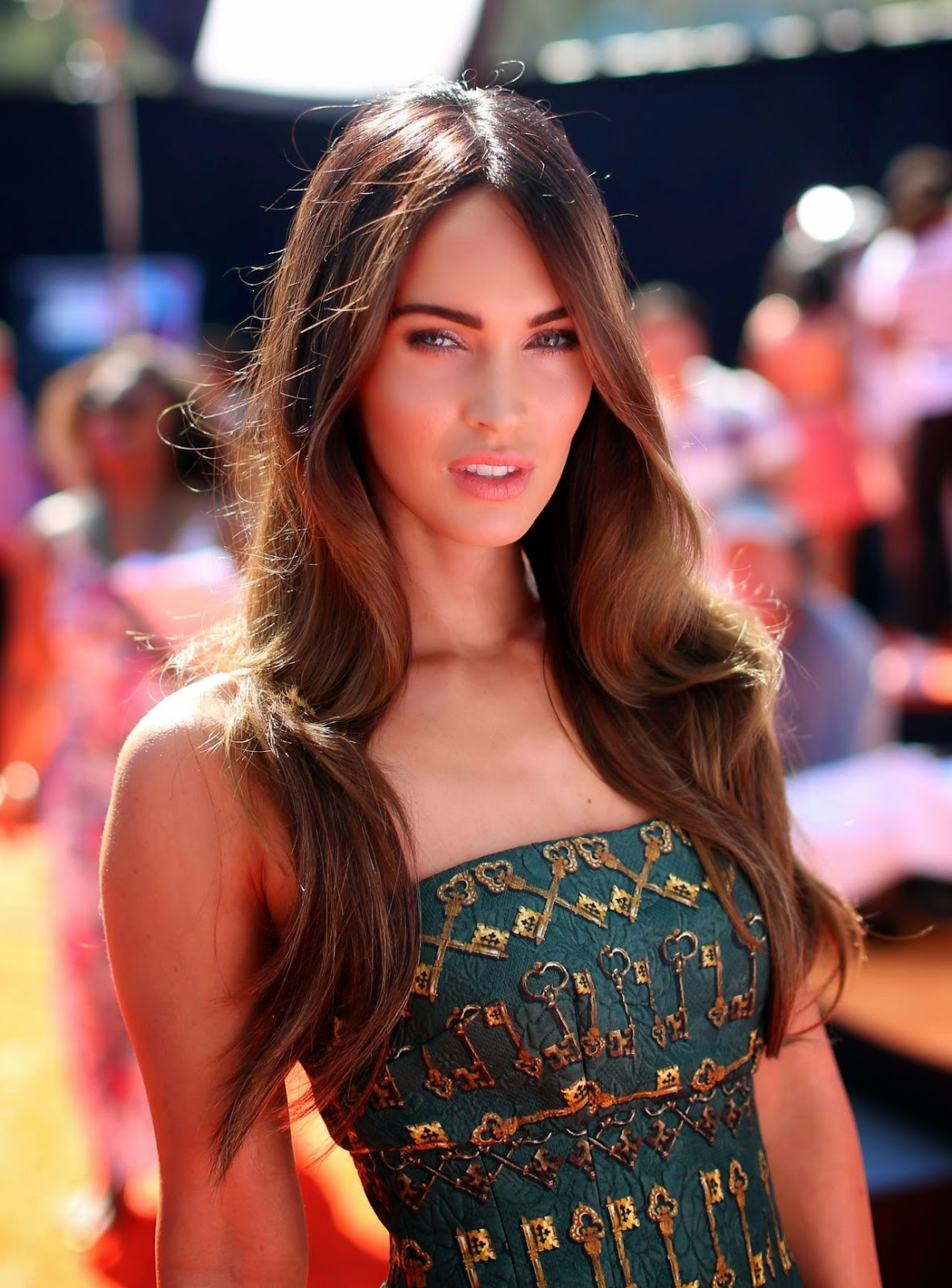 Megan Fox – 2014 Nickelodeon Kids Choice Sports Awards in Los Angeles
