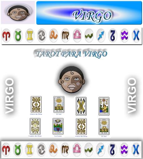 tarot virgo