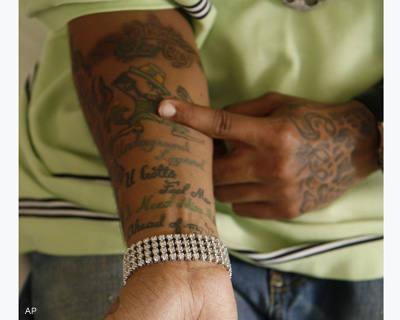 rapper tattoos. Rappers Tattoos,Rappers