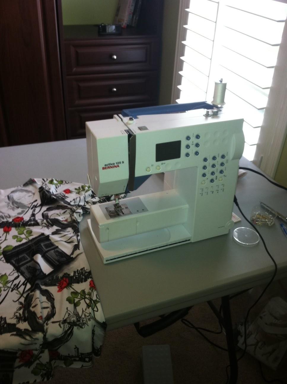 Très Bon Babble: My Sewing Machine Inventory