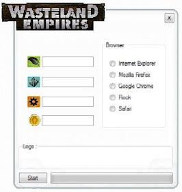 Wasteland Empires Hack