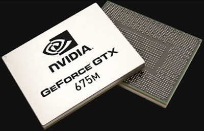 GPU NVIDIA GeForce GTX 675M Untuk Notebook Gaming