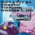 Give Away - trækkes 1. juli 2015
