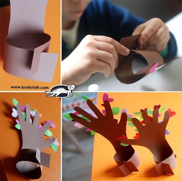 Необычное для детей своими руками