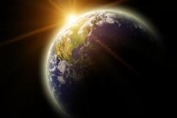 Bumi Gelap Total Akhir Desember