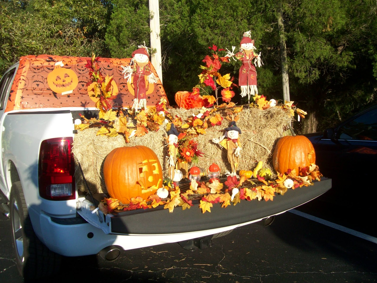 stunning Decorate Truck Bed Halloween Part - 7: Jeannie Marie u0026 Company