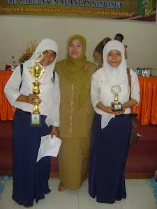 Para Juara Lomba Pidato