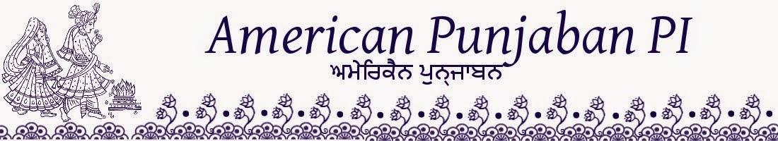 American Punjaban PI