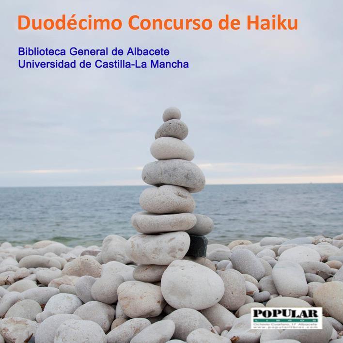 12 Concurso de haiku Biblioteca del Campus de Albacete