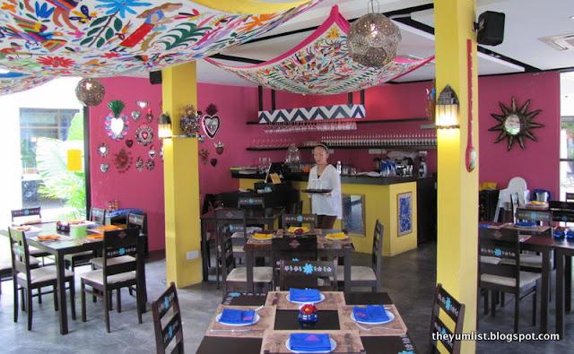 La Mexicana, Ampang, Kuala Lumpur, authentic Mexican, tequila, mezcal, tacos