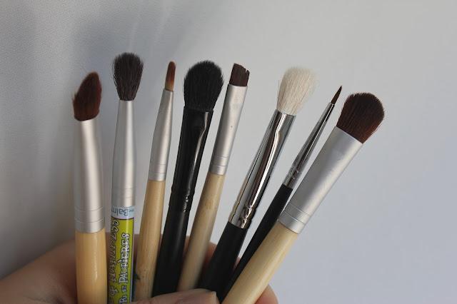 makyaj fırçaları