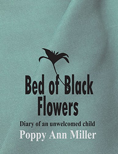 Bed of Black Flowers