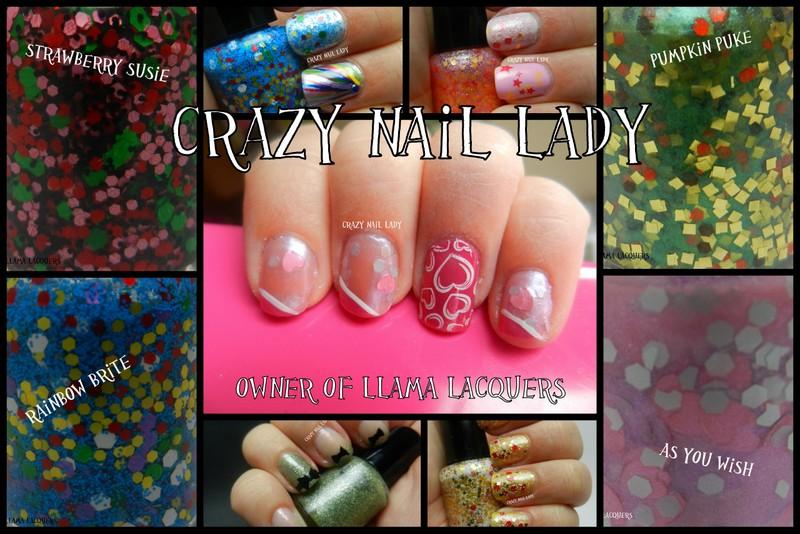 Crazy Nail Lady