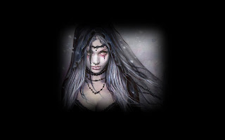 Digital Paintings of Vampires