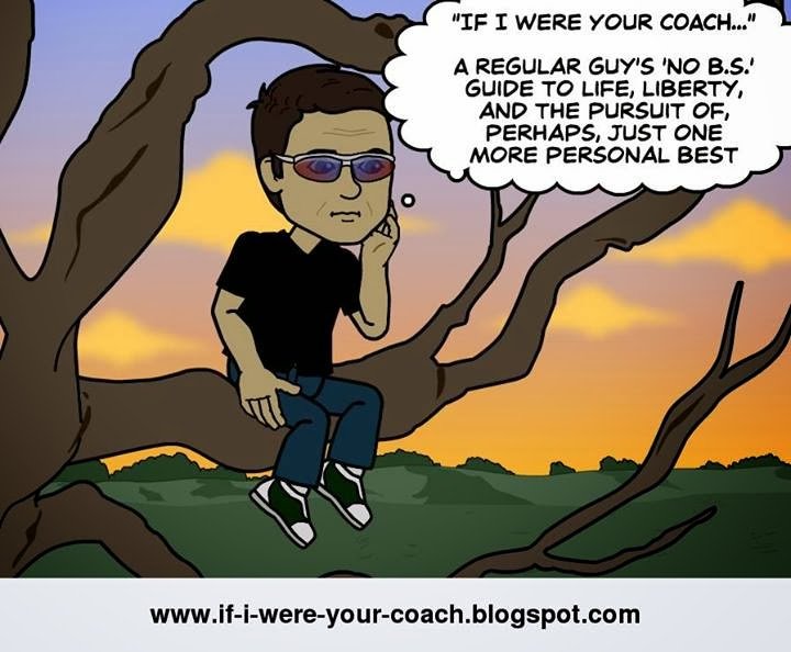 If I Were Your Coach...