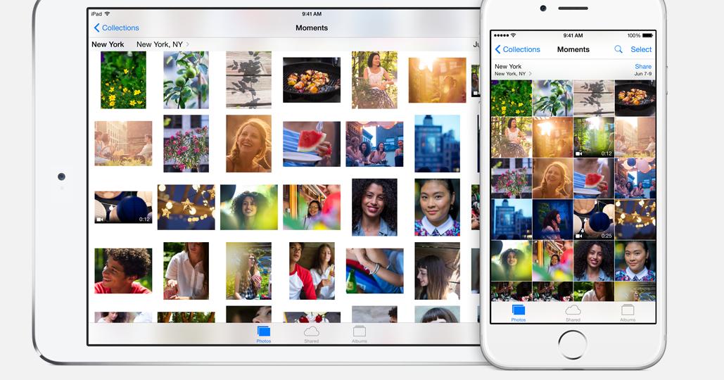 iOS 8.1 實測 iCloud 照片圖庫真自動備份 iPhone 照片