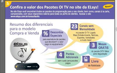 vantagens da oi tv livre