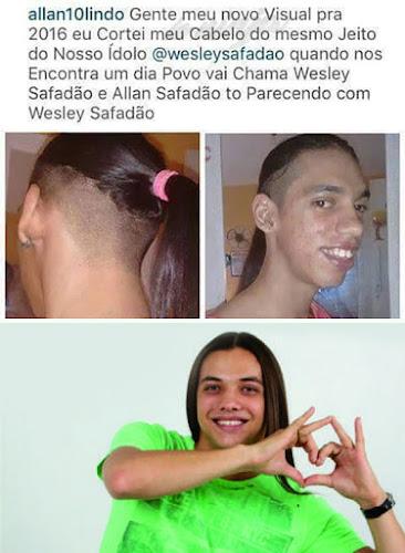 A ascensão de ALLAN SAFADÃO!