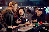 Cristina Yang (Sandra Oh) Owen Hunt (Kevin McKidd) 7.21 I Will Survive