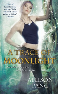 Josh Reviews: A Trace of Moonlight by Allison Pang