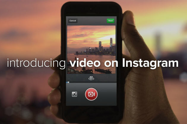 Instagram Video and Landspcae Mode