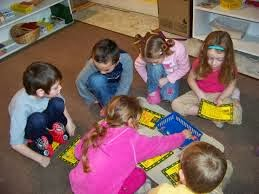 Montessori Activities in Class
