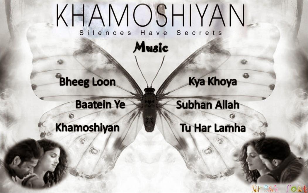 Gurmeet, Ali, Sapna starer Bollywood movie Khamoshiyan songs and music review