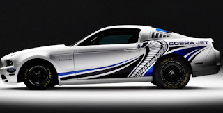 2016 Mustang Cobra Jet