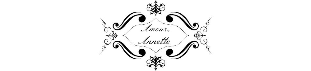 Amour, Annette