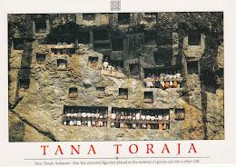 Toraja Graves