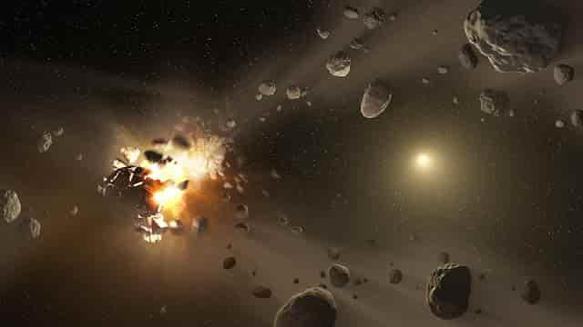 Μισή αλήθεια για τα 15.000 άγνωστα αντικείμενα που πλησιάζουν την Γη