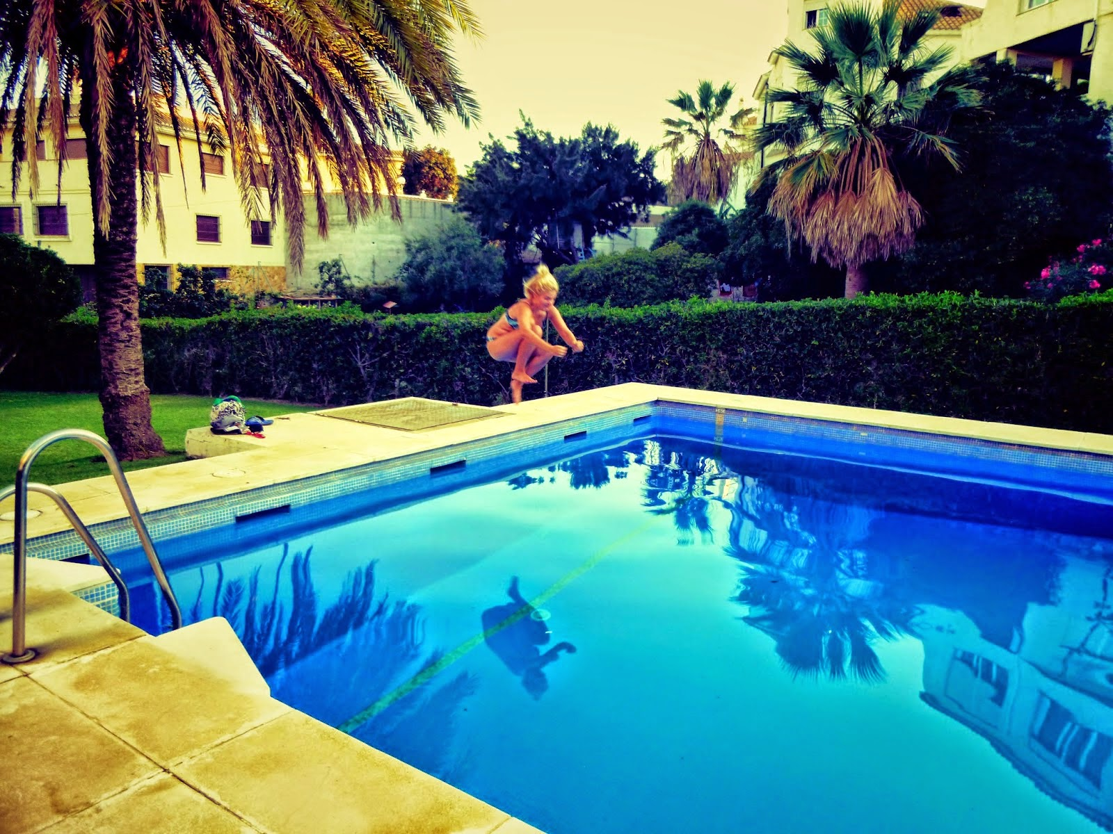 fuengirola spain pool